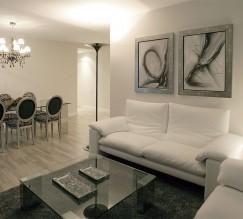 Proyecto decoración e interiorismo en Zaragoza - apartamento fl