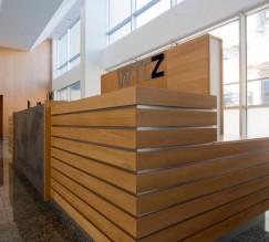 Proyecto decoración e interiorismo en Zaragoza - world trade center zaragoza