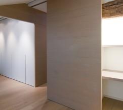 Proyecto decoración e interiorismo en Zaragoza - ático sj