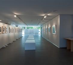 Proyecto decoración e interiorismo en Zaragoza - galería de arte cortabitarte