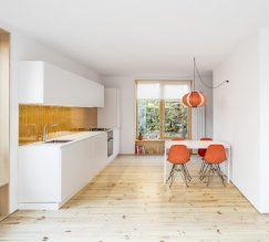 Proyecto decoración e interiorismo en Zaragoza - unifamiliar sc – arquitecta arantxa manrique – fotografía adrià goula