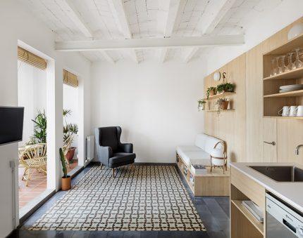Blog interiorismo - apartamento tf – arquitecta arantxa manrique – fotografía adrià goula