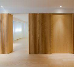 Proyecto decoración e interiorismo en Zaragoza - vivienda pr – arquitecto daniel fuertes