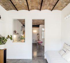 Proyecto decoración e interiorismo en Zaragoza - apartamento ek