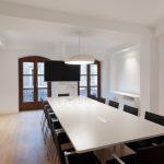 Proyecto de oficinas cj10