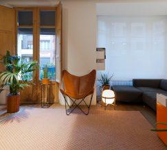 Proyecto decoración e interiorismo en Zaragoza - apartamento sooa