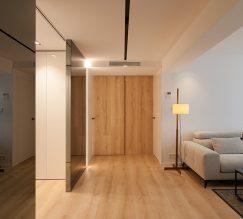 Proyecto decoración e interiorismo en Zaragoza - apartamento sm